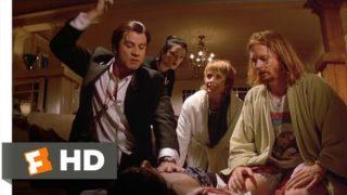 A Shot of Adrenaline – Pulp Fiction (6/12) Movie CLIP (1994) HD