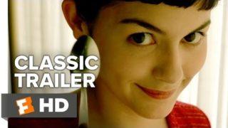 Amélie (2001) Official Trailer 1 – Audrey Tautou Movie