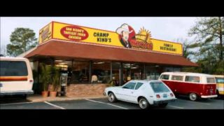 Anchorman 2: Ron Visits Champs Restaurant Scene (HD)