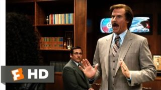 Anchorman 2: The Legend Continues – African and American Scene (3/10) | Movieclips