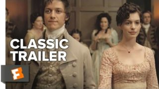 Becoming Jane (2007) Official Trailer – Anne Hathaway, James McAvoy Movie HD