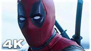 Deadpool Highway – Fight Scene – Deadpool (2016) Movie Clip 4K