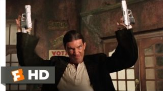 Desperado (1/8) Movie CLIP – Is That Going On Right Now? (1995) HD