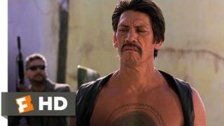 Desperado (2/8) Movie CLIP – Throwing Knives (1995) HD