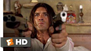 Desperado (4/8) Movie CLIP – Serenade to an Ambush (1995) HD