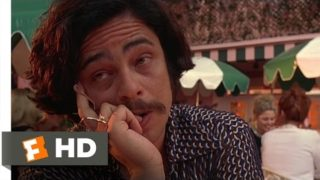 Fear and Loathing in Las Vegas (2/10) Movie CLIP – The American Dream in Action (1998) HD