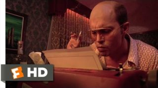 Fear and Loathing in Las Vegas (7/10) Movie CLIP – The High Water Mark (1998) HD