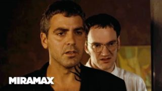 From Dusk Till Dawn   'Is This My Fault?' (HD) – George Clooney, Quentin Tarantino   MIRAMAX