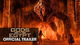 "Gods of Egypt (2016 Movie – Gerard Butler) Official Trailer – ""The Journey Begins"""