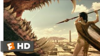 Gods of Egypt (2016) – The Goddess & The Giant Snakes Scene (5/11) | Movieclips