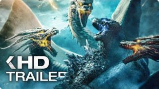 GODZILLA 2: King of the Monsters – 12 Minutes Trailers & Clips (2019)