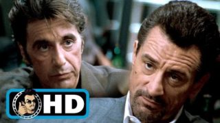 HEAT Movie Clip – Diner Scene |FULL HD| Al Pacino, Robert De Niro Thriller (1995)