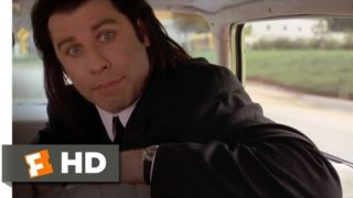 I Shot Marvin in the Face – Pulp Fiction (11/12) Movie CLIP (1994) HD