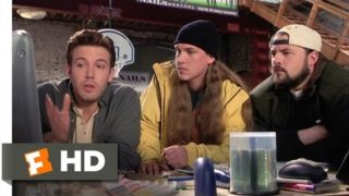 Jay and Silent Bob Strike Back (2/12) Movie CLIP – What the F*** is the Internet? (2001) HD