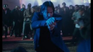 John Wick 2 | Castle Vania | Shootout in the castle | HD