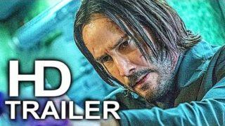 JOHN WICK 3 Trailer #2 NEW (2019) Keanu Reeves Action Movie HD
