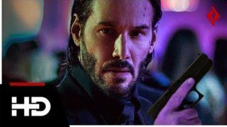 John Wick: Chapter 2 (2017)   Club Shootout   Rome Scene   1080p Full HD