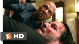 John Wick: Chapter 2 (2017) – John vs. Cassian Scene (5/10) | Movieclips