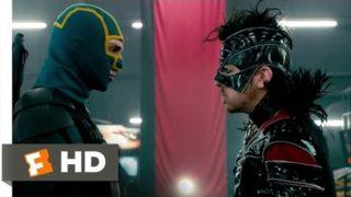Kick-Ass 2 (10/10) Movie CLIP – Heroes vs. Villains (2013) HD