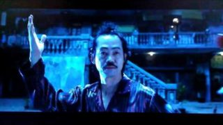 Kung Fu Hustle (tai chi and the lions roar)