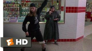 Mallrats (2/9) Movie CLIP – Jay and Silent Bob (1995) HD