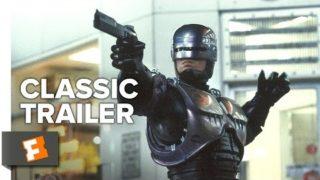 RoboCop (1987) Official Trailer – Cyborg Police Sci-Fi Movie HD