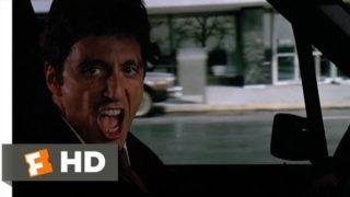 Scarface (1983) – No Wife, No Kids Scene (6/8) | Movieclips