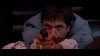 Scarface   Babylon Club Shootout Scene   Remastered Audio   1080p