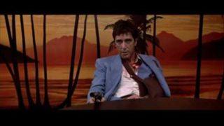Scarface – Tony gets rid of Frank (HD)