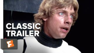 Star Wars: Episode IV – A New Hope (1977) Trailer #1   Movieclips Classic Trailers