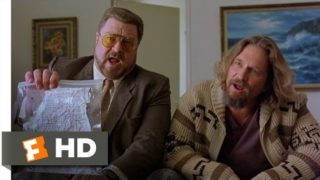 The Big Lebowski – Is This Your Homework Larry? Scene (9/12) | Movieclips