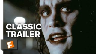 The Crow (1994) Official Trailer – Brandon Lee Movie HD