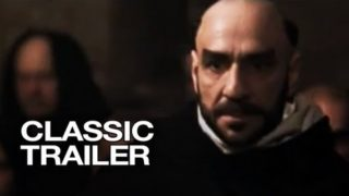 The Name of the Rose Official Trailer #1 – Sean Connery Movie (1986) HD