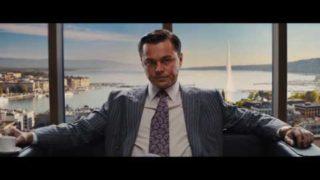 The Wolf of Wall Street – Swiss Bank scene
