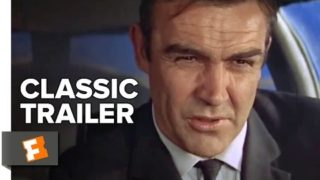 You Only Live Twice (1967) Official Trailer – Sean Connery James Bond Movie HD