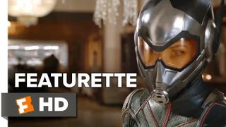 Ant-Man and the Wasp Featurette – Who is the Wasp? (2018)   Movieclips Coming Soon