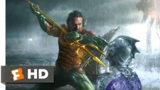 Aquaman (2018) – Aquaman vs. King Orm Scene (10/10) | Movieclips