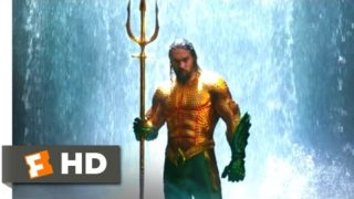 Aquaman (2018) – The One True King Scene (8/10) | Movieclips