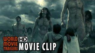 Attack on Titan Live Action Movie Clip #8 (2015) HD
