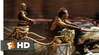 Ben-Hur (3/10) Movie CLIP – The Chariot Race (1959) HD