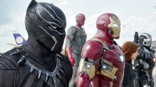 Black Panther – Fight Moves Compilation – Captain America: Civil War [HD]