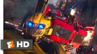Bumblebee (2018) – The Cybertronian War Scene (1/10) | Movieclips