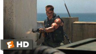Commando (4/5) Movie CLIP – Commando Rampage (1985) HD