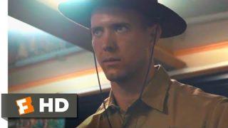 Conspiracy Theory (2018) – Blackout Menace Scene (3/8) | Movieclips