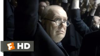 Darkest Hour (2017) – We Shall Fight on the Beaches Scene (10/10) | Movieclips