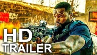 DEN OF THIEVES ALL Movie Clips + Trailer NEW (2018) 50 Cent Action Movie HD
