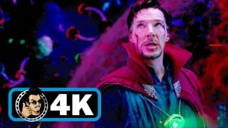 DOCTOR STRANGE Movie Clip – Dormammu, I've Come To Bargain Scene |4K ULTRA HD| 2016