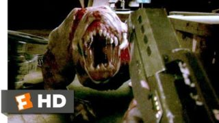 Doom (2005) – First Person Shooting Scene (9/10) | Movieclips
