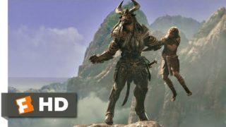Gods of Egypt (2016) – Minotaur Attack Scene (4/11) | Movieclips