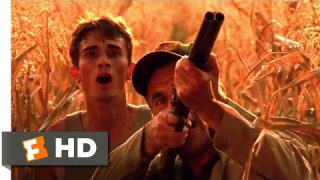 Jeepers Creepers 2 (2003) – Cornfield Attack Scene (1/9) | Movieclips
